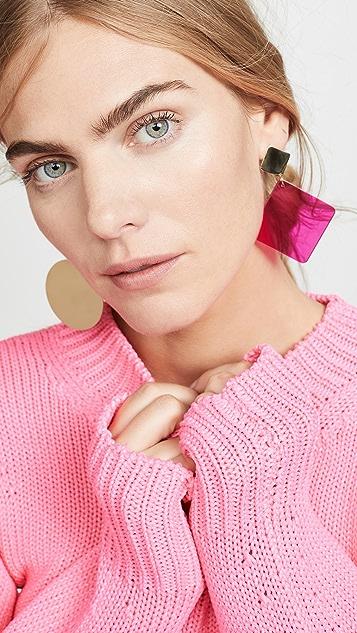Isabel Marant 不对称耳环