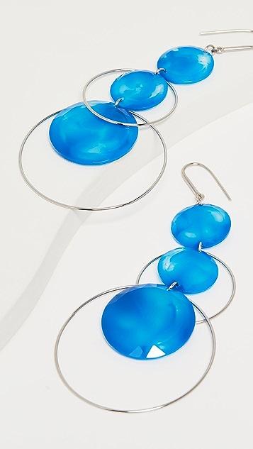 Isabel Marant 树脂耳环