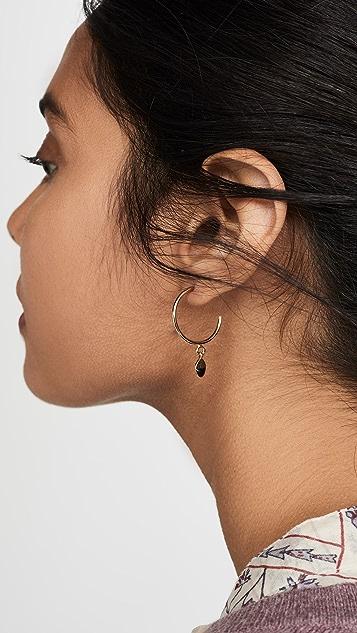 Isabel Marant 新颖叶子耳环