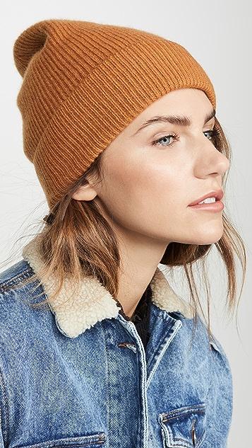 Isabel Marant Chilton 开司米羊绒帽子