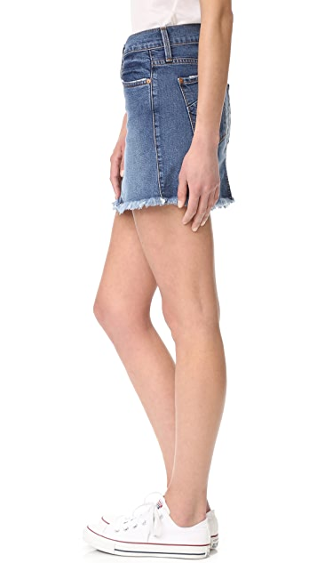 James Jeans 超短迷你裙
