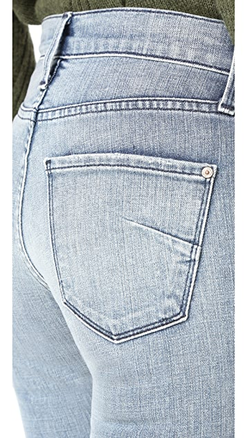 James 牛仔裤 Ciggy 中腰九分牛仔裤