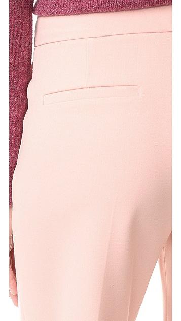 James 牛仔裤 九分裙裤