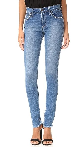 James Jeans Twiggy 贴腿牛仔裤
