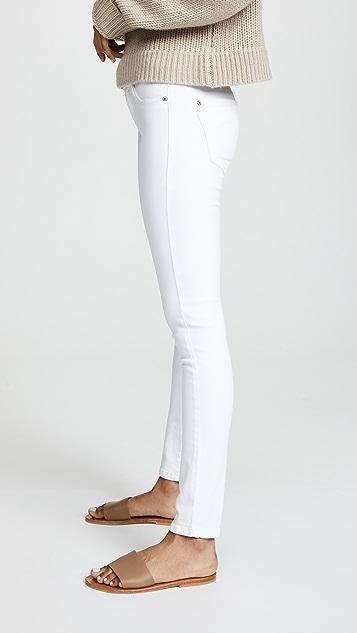 James 牛仔裤 高级紧身牛仔裤