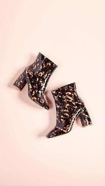 JAGGAR Gloss 短靴