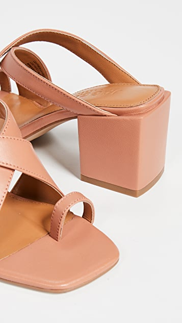 JAGGAR Converge 趾环凉鞋