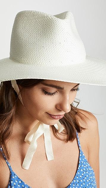 Janessa Leone Cezanne 费朵拉帽
