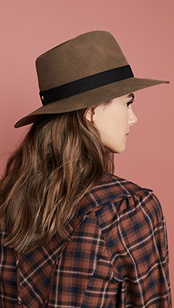 Janessa Leone Luca 可折叠帽子