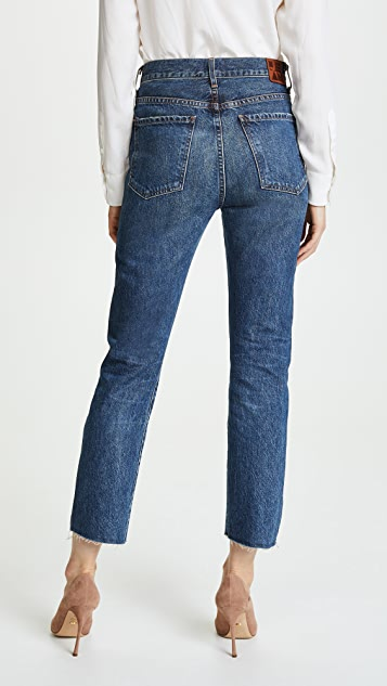 Jean Atelier Hunter 九分牛仔裤