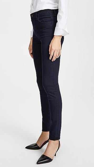 J Brand Maria 高腰牛仔裤