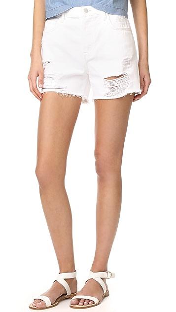 J Brand Ivy 高腰短裤
