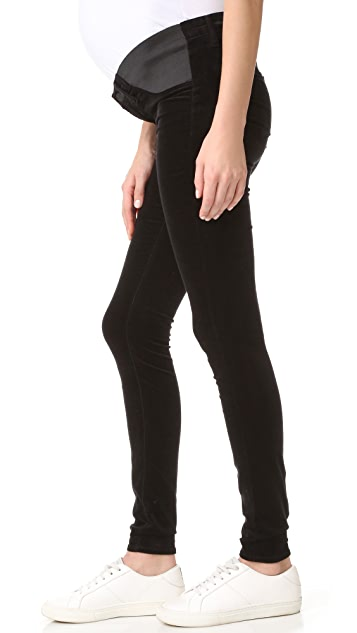 J Brand Velvet 孕妇装牛仔裤