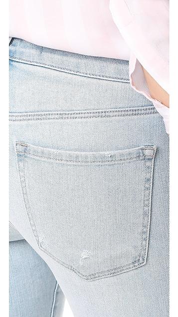 J Brand Amelia 中腰直脚牛仔裤