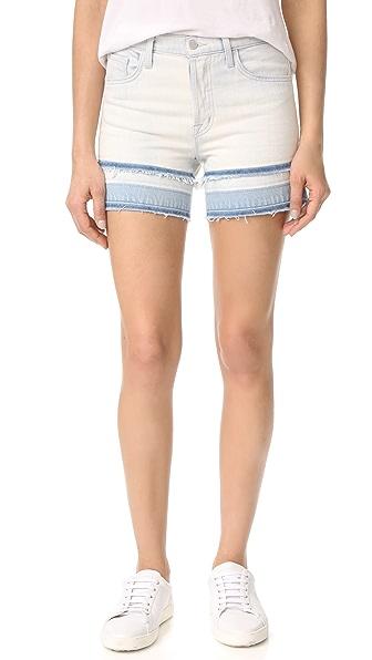 J Brand Gracie 高腰短裤