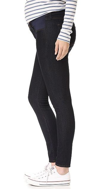 J Brand Mama J 孕妇装超紧身牛仔裤