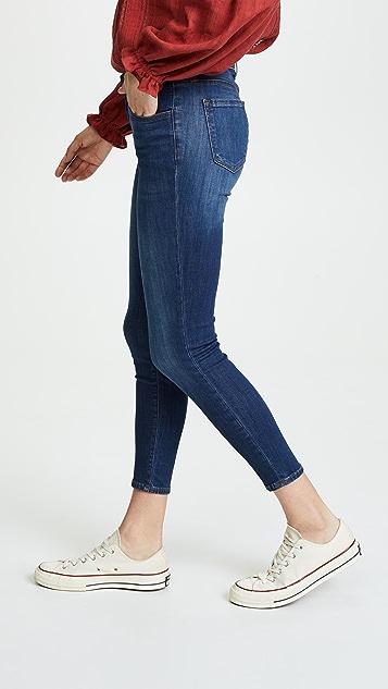 J Brand 835 九分牛仔裤