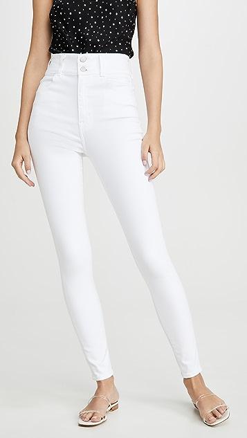 J Brand x Elsa Hosk Saturday 牛仔裤