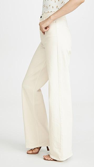 J Brand x Elsa Hosk Monday 牛仔裤