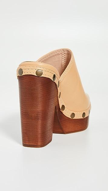 Jacquemus Les Sabots 木底鞋