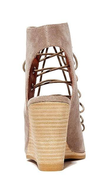 Jeffrey Campbell Coralyn 坡跟鞋