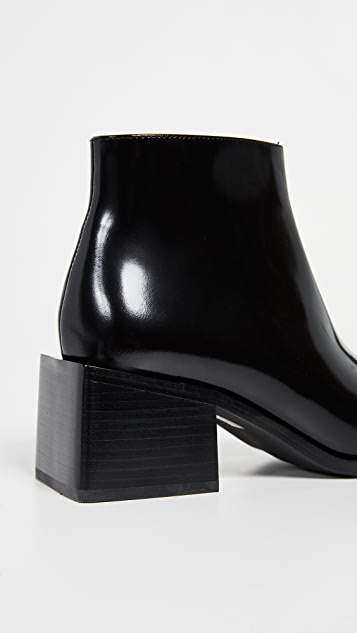 Jeffrey Campbell Hemlock 粗跟短靴