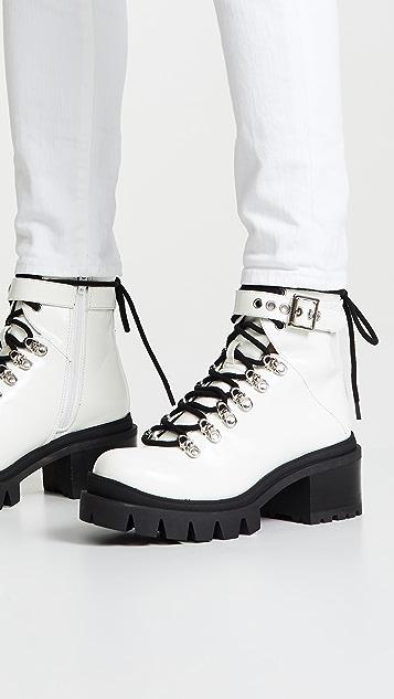 Jeffrey Campbell Czech 军旅靴子