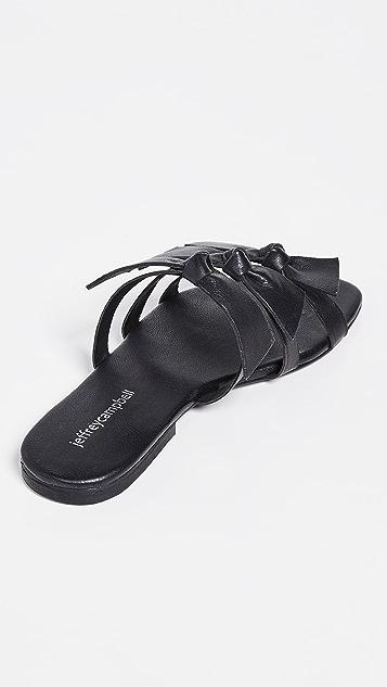 Jeffrey Campbell Atone 蝴蝶结凉鞋
