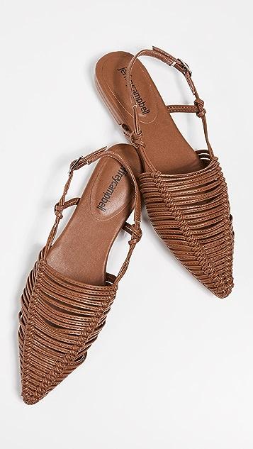 Jeffrey Campbell Myron 尖头平底鞋