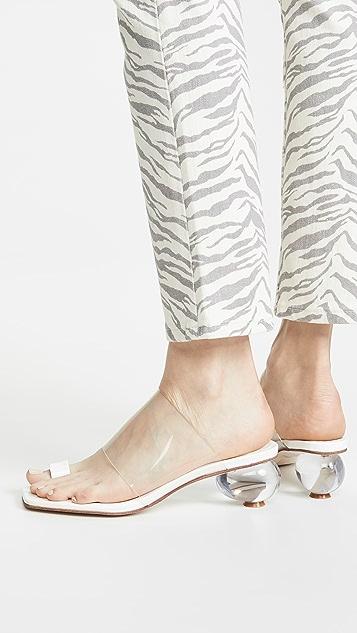 Jeffrey Campbell Caro 趾环凉鞋