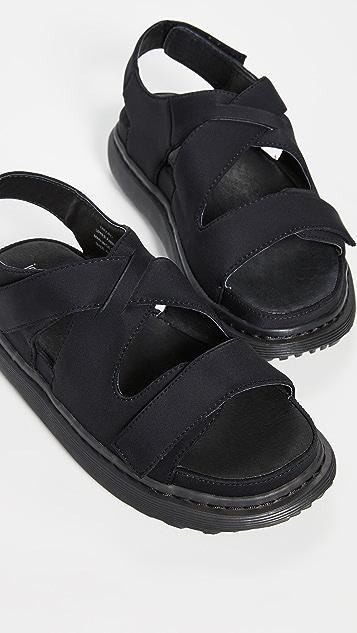 Jeffrey Campbell Enduro 系带凉鞋