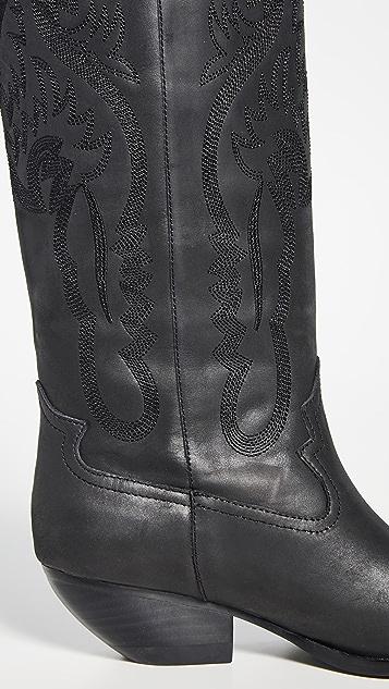 Jeffrey Campbell Calvera Western 靴子