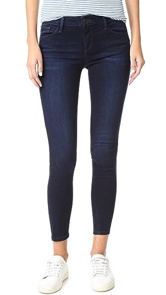 Joe's Jeans The Icon 中腰紧身牛仔裤