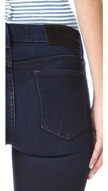 Joe's 牛仔裤 The Icon 中腰紧身牛仔裤