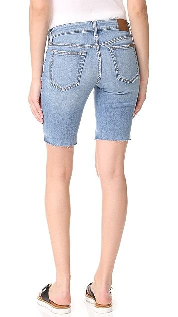 Joe's 牛仔裤 Finn 及膝短裤