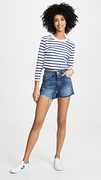 Joe's Jeans Smith 高腰短裤