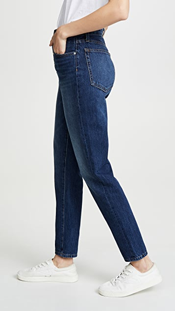 Joe's Jeans x We Wore What Danielle 高腰牛仔裤