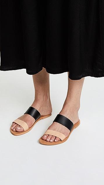 Joie A La Plage Sable 双带凉鞋