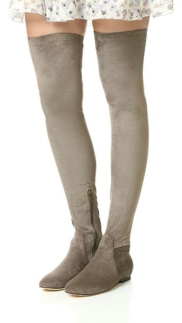 Joie Hayleigh 过膝靴