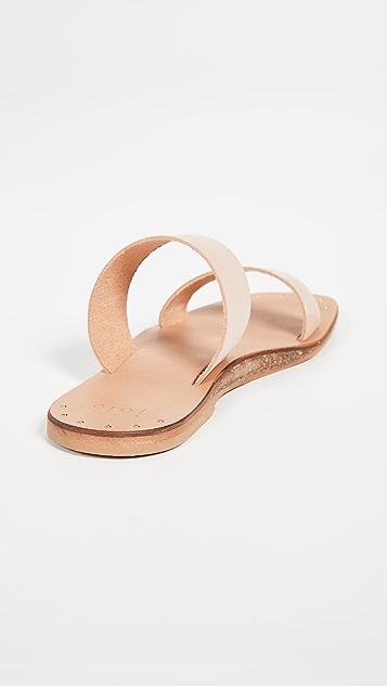 Joie Bannerly 双饰带便鞋