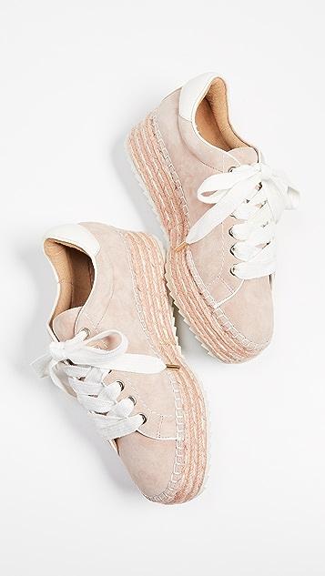 Joie Dabna 厚底运动鞋