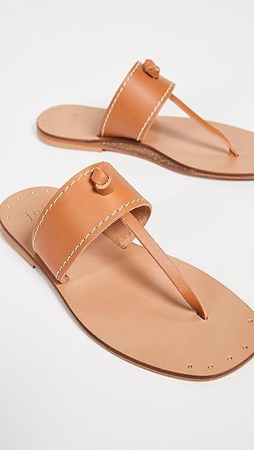 Joie Baylin 夹趾凉鞋