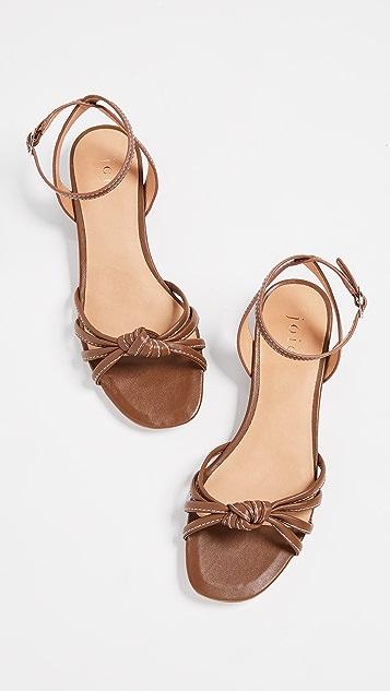 Joie Parsin 脚踝绑带凉鞋