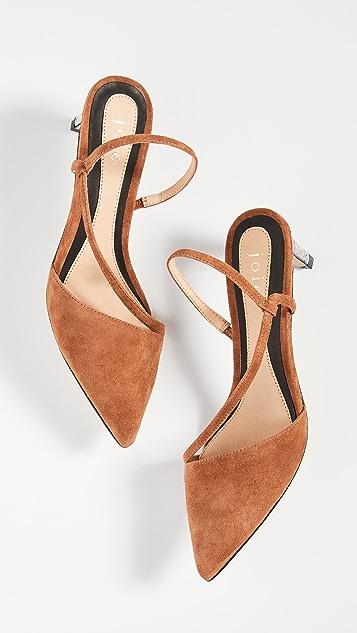 Joie Reno 露跟浅口鞋