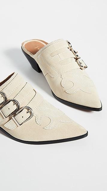 Joie Cabery 穆勒鞋
