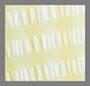柠檬水黄/白色