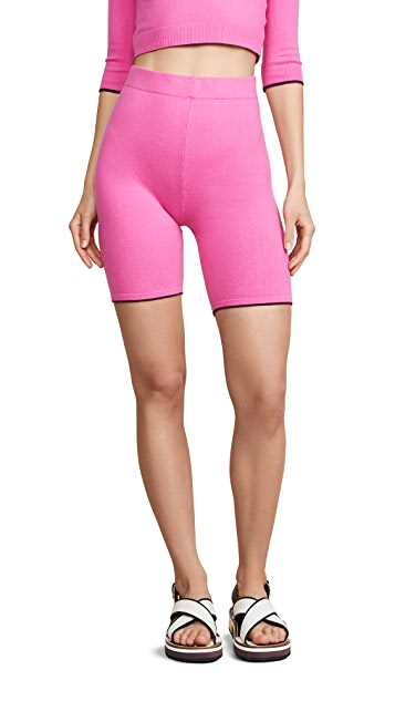 JoosTricot 针织单车短裤