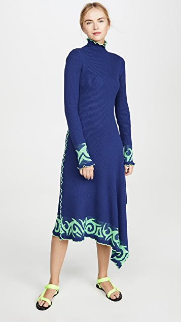 JoosTricot Tribal 中长连衣裙