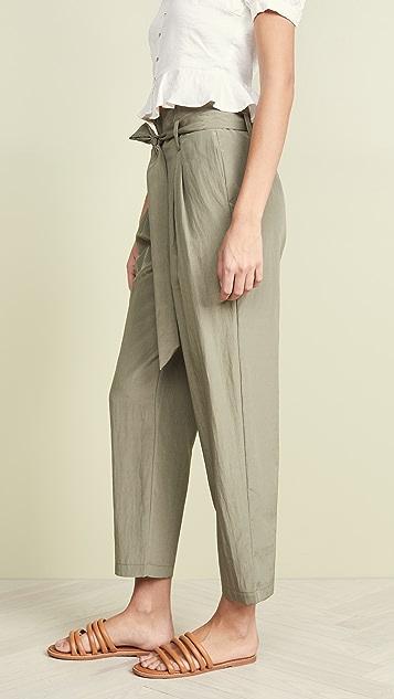 J.O.A.  Olive 长裤