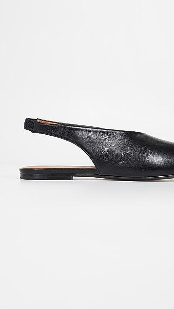 Joseph Sadie 露跟平底鞋